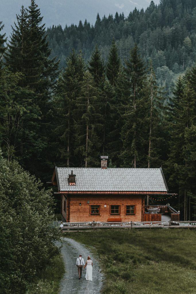 Hochzeit in Fieberbrunn | Österreich