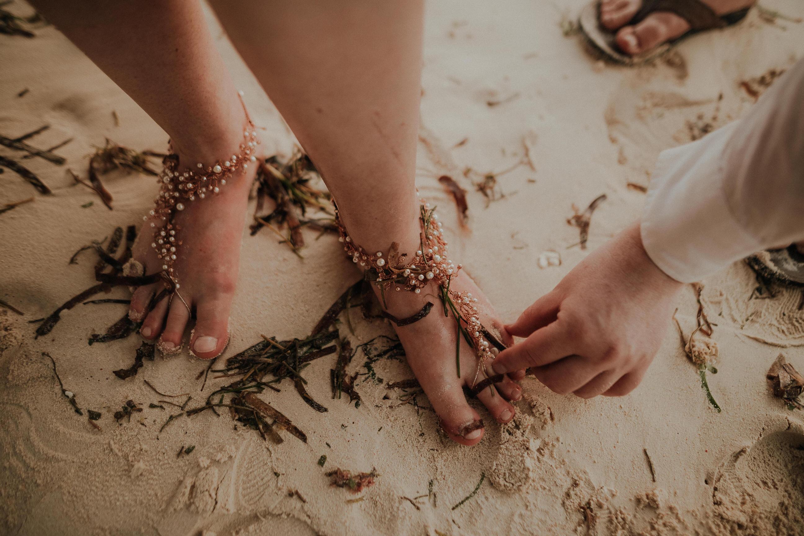 Hochzeit Seychellen Fotograf La Digue Sarah Töpperwien