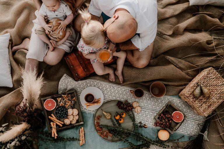 Familien Fotoshooting im blue:beach Witten mit Sarah Töpperwien